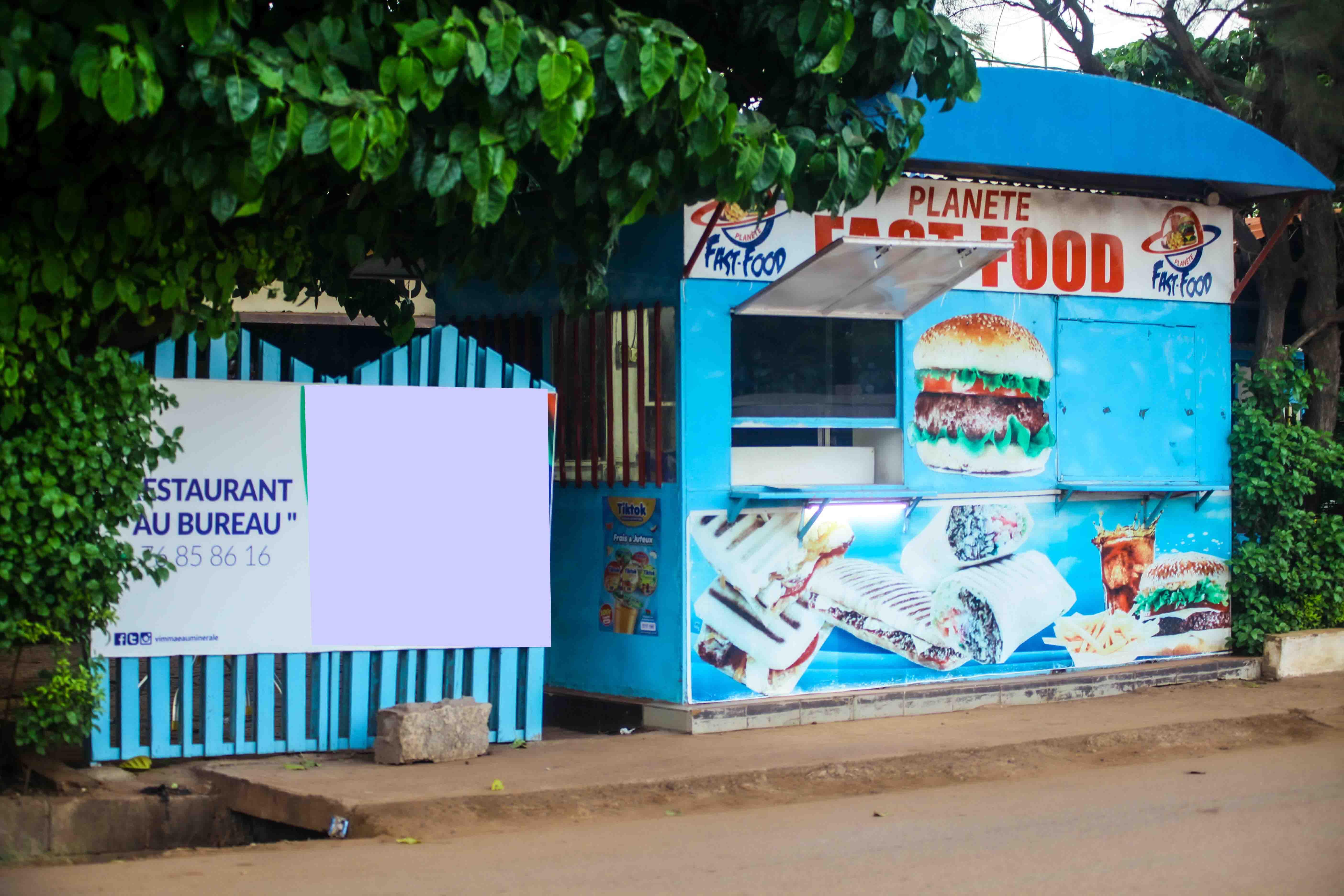 Livraison de repas à domicile  MCSENDER  Cuisine africaine à